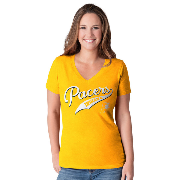 Womens Indiana Pacers Playmaker T-Shirt