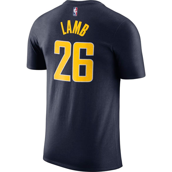 Indiana Pacers Jeremy Lamb Name and Number T-Shirt