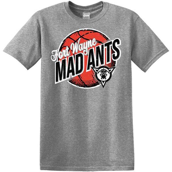 Mad Ants Sketched Ball T-Shirt