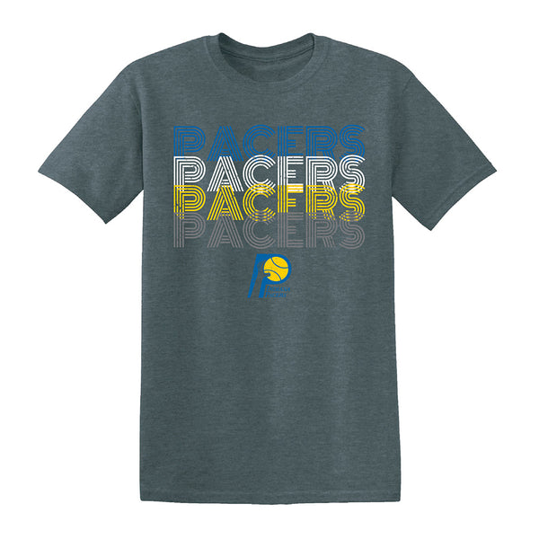 Indiana Pacers Retro Repeat T-Shirt