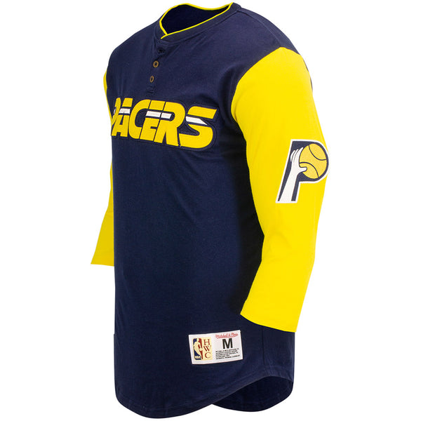 Indiana Pacers Mitchell and Ness Franchise Player Henley