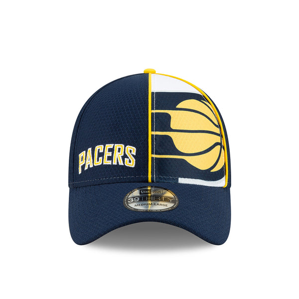Indiana Pacers New Era 39Thirty Panel Hat