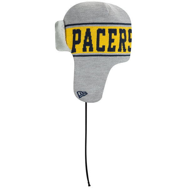 Indiana Pacers Knit Trapper Hat