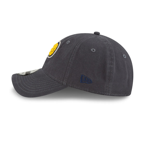 Indiana Pacers New Era 19-20 Core Classic Twill 9Twenty Adjustable Hat