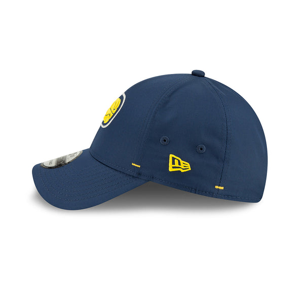 Indiana Pacers New Era Dash 9Forty Adjustable Hat