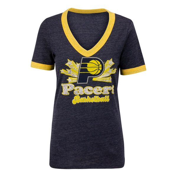 Indiana Pacers Classic V-Neck T-Shirt