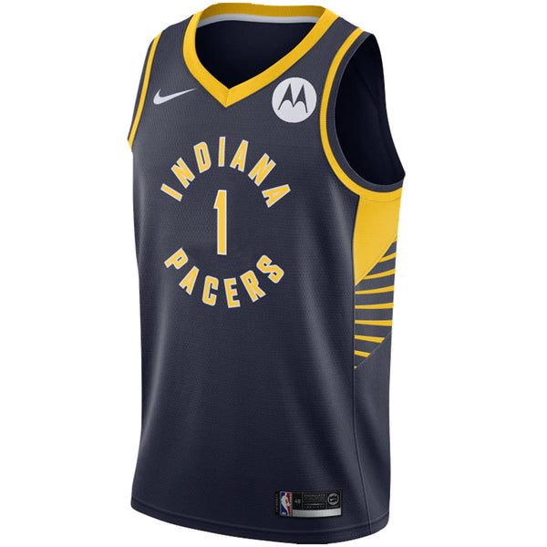 T.J. Warren Indiana Pacers Nike Icon Edition Swingman Jersey