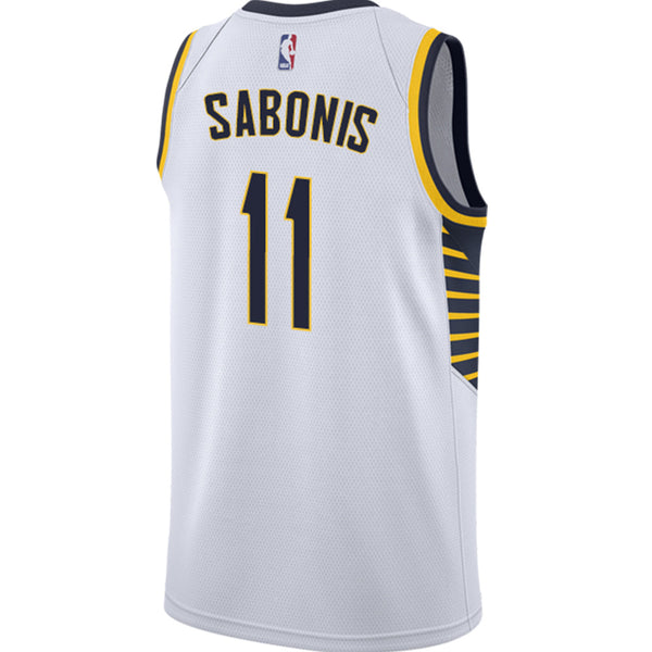 Youth Indiana Pacers Domantas Sabonis Association Swingman Jersey