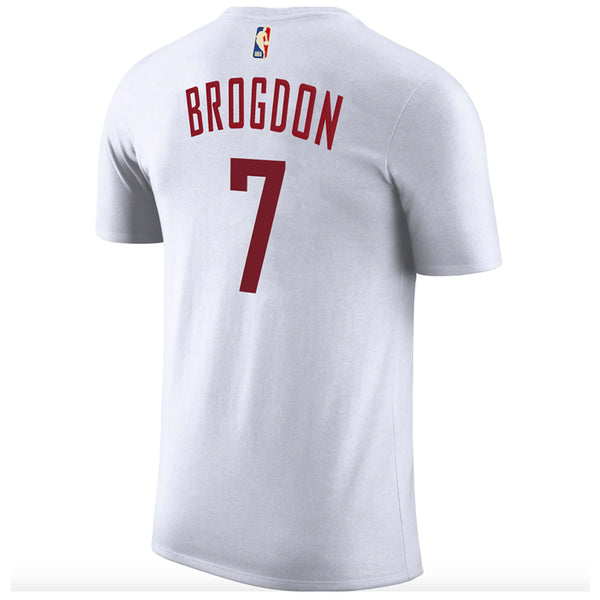 Malcolm Brogden Hickory Name and Number Nike T-Shirt