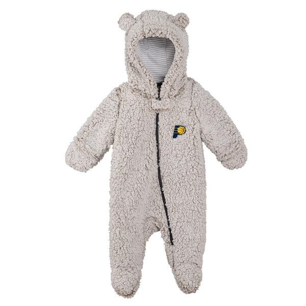 Newborn Indiana Pacers Teddy Onesie