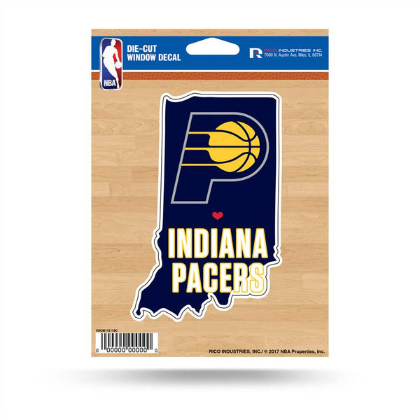 Indiana Pacers State Decal