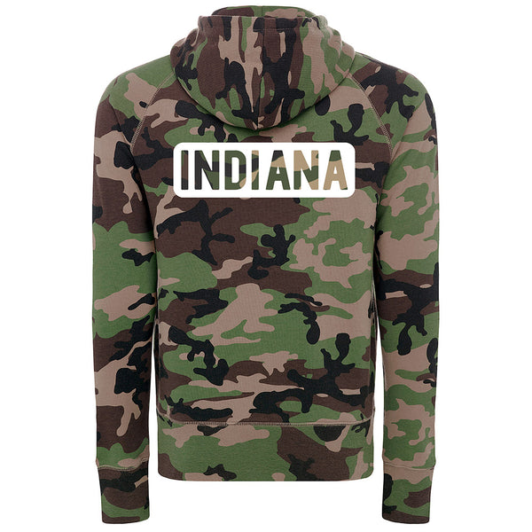 Indiana Pacers Cannon Hooded Fleece