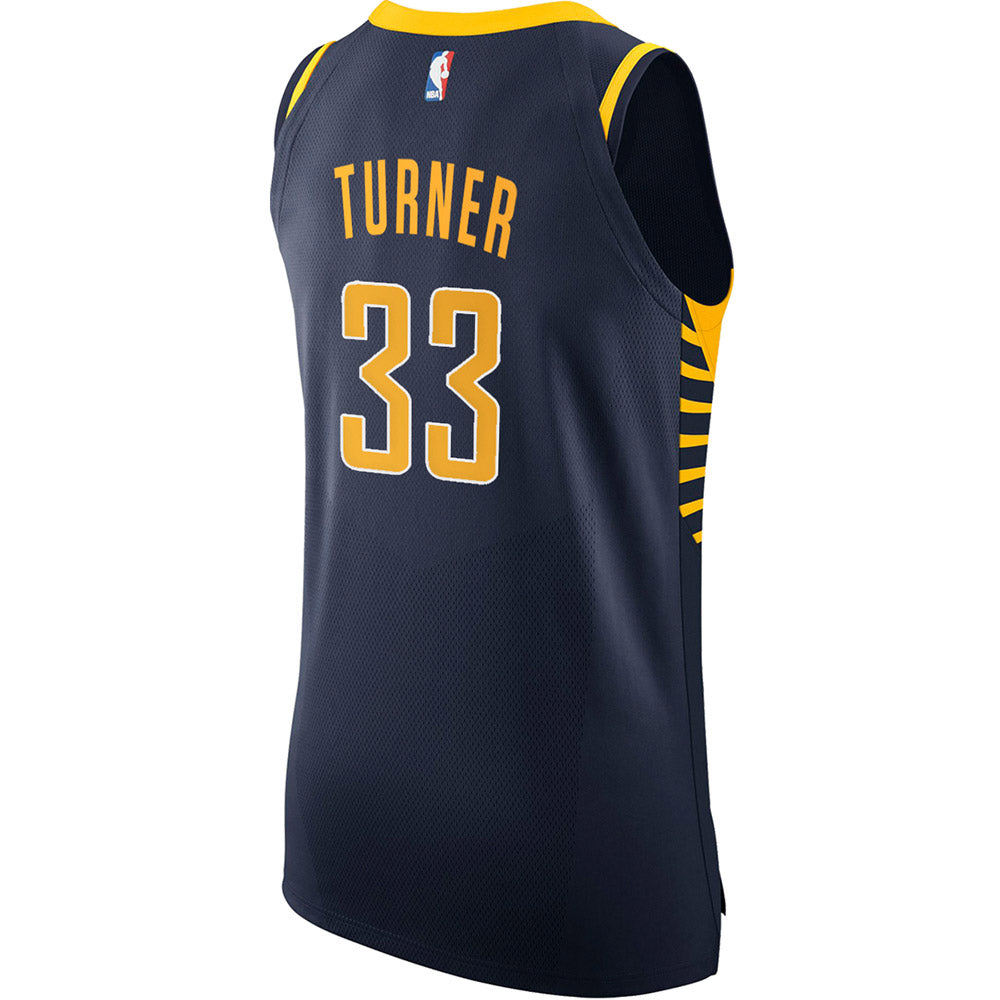 Myles Turner Indiana Pacers Nike Icon Edition Swingman Jersey