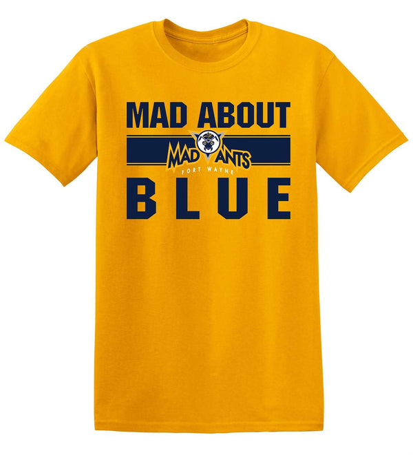 Mad Ants Mad About Blue T-Shirt