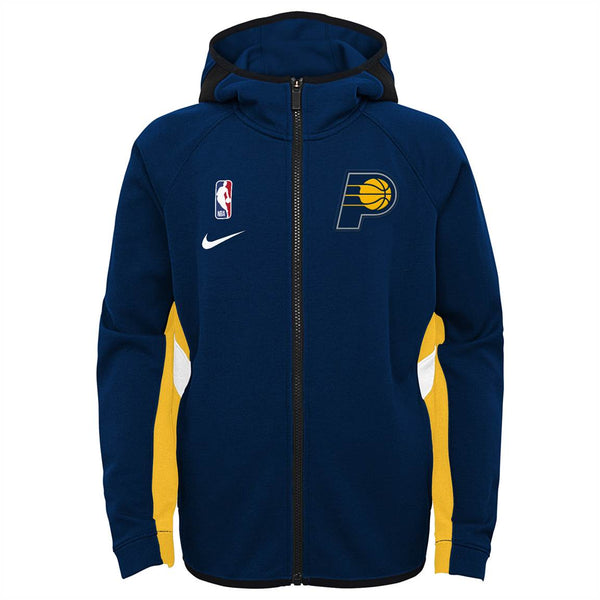 Youth Indiana Pacers 19-20 Showtime Full Zip Jacket