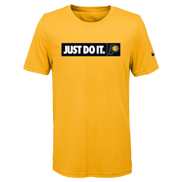Youth Indiana Pacers Just Do It T-Shirt