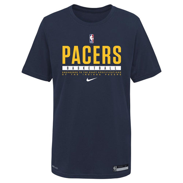 Toddler Indiana Pacers 20-21 Practice T-Shirt
