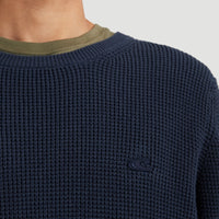 Tuck Pullover | Ink Blue