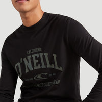 Uni Outdoor Longsleeve T-Shirt | Black Out