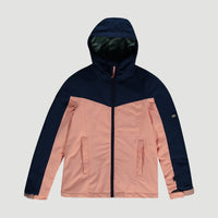 Blaze Snow Jacket | Salmon