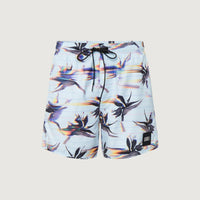 Summer-Floral Swim Shorts | Blue Print