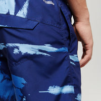 Bondey Swim Shorts | Blue Print