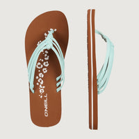 3 Strap Disty Sandals | Water