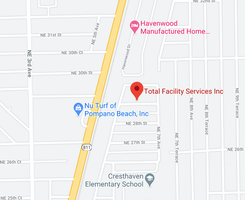 Total Facility Services Inc Location