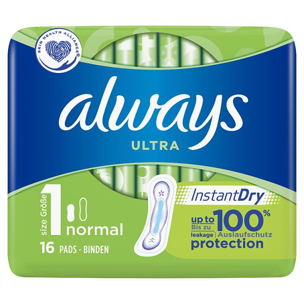 Always Ultra Normal Pads