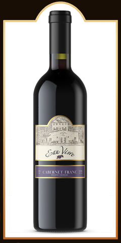 2018 Cabernet Franc Private Reserve