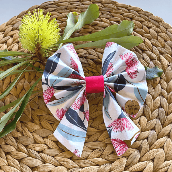 Time to Blossom Bow Tie