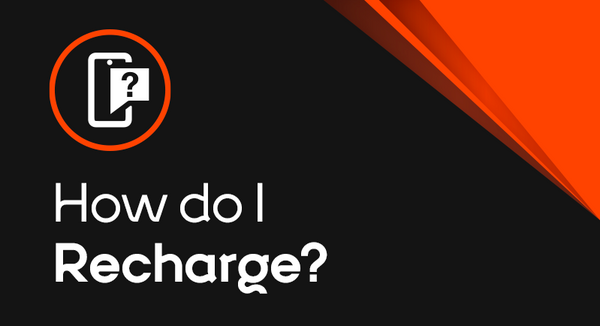 How do I recharge my Boost Service