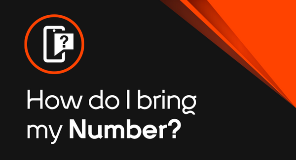 How do I bring my number to Boost?