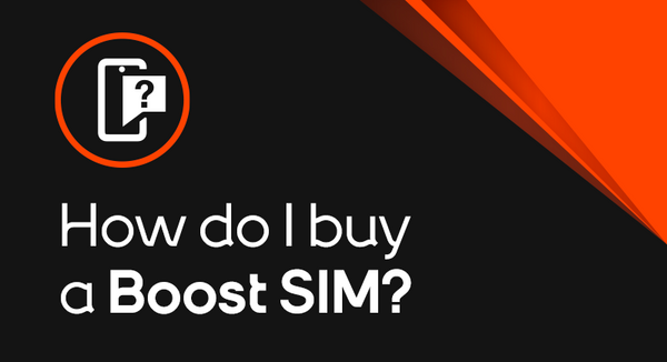 How do I Buy a Boost Mobile SIM?