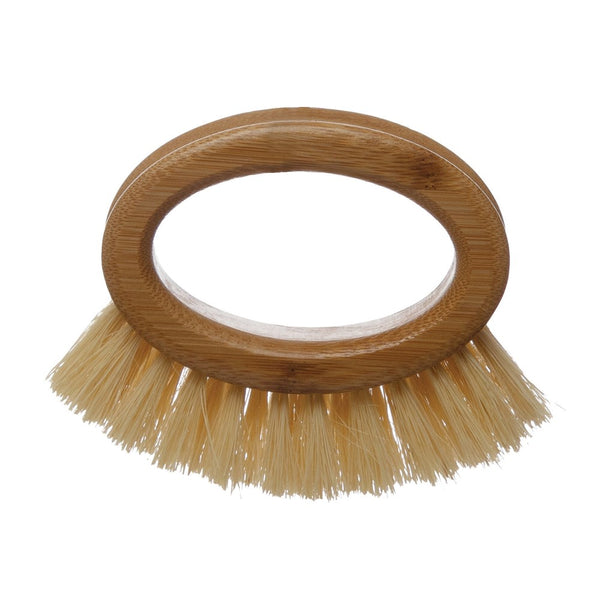 Bamboo Sisal body brush 5""