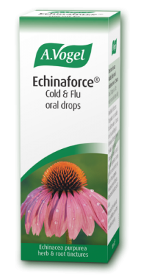 A Vogel Echinaforce Cold and Flu Oral Drops 50ml