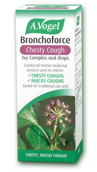 A Vogel Bronchoforce (formerly Ivy-Thyme Complex), 50ml