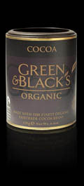 Green and Black's Organic Fairtrade Cocoa