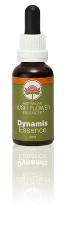 Australian Bush Flower Essences - Dynamis Essence