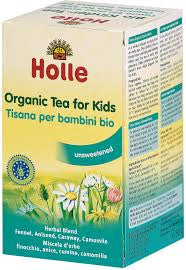 Holle Organic Tea for Kids 20 teabags