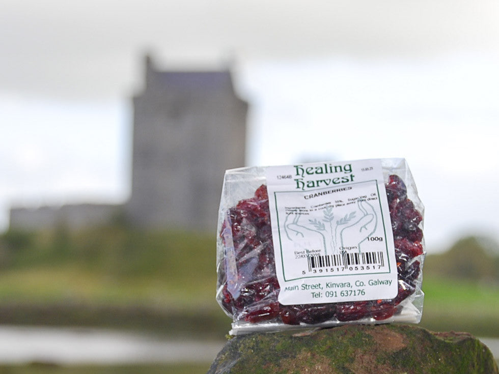 Prepack Cranberries 100g