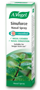 A Vogel Sinuforce Nasal Spray with menthol 20ml