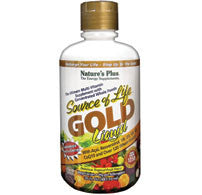 Nature's Plus Source of Life Gold Liquid Small Size 236.56ml