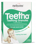 Nelson's Teetha, natural teething granules