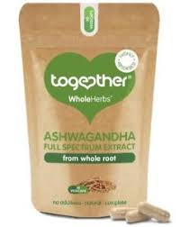 Together Ashwagandha Full Spectrum extract 30 vegecaps