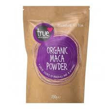 True organic maca powder