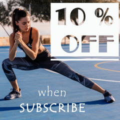 10% off for activewear