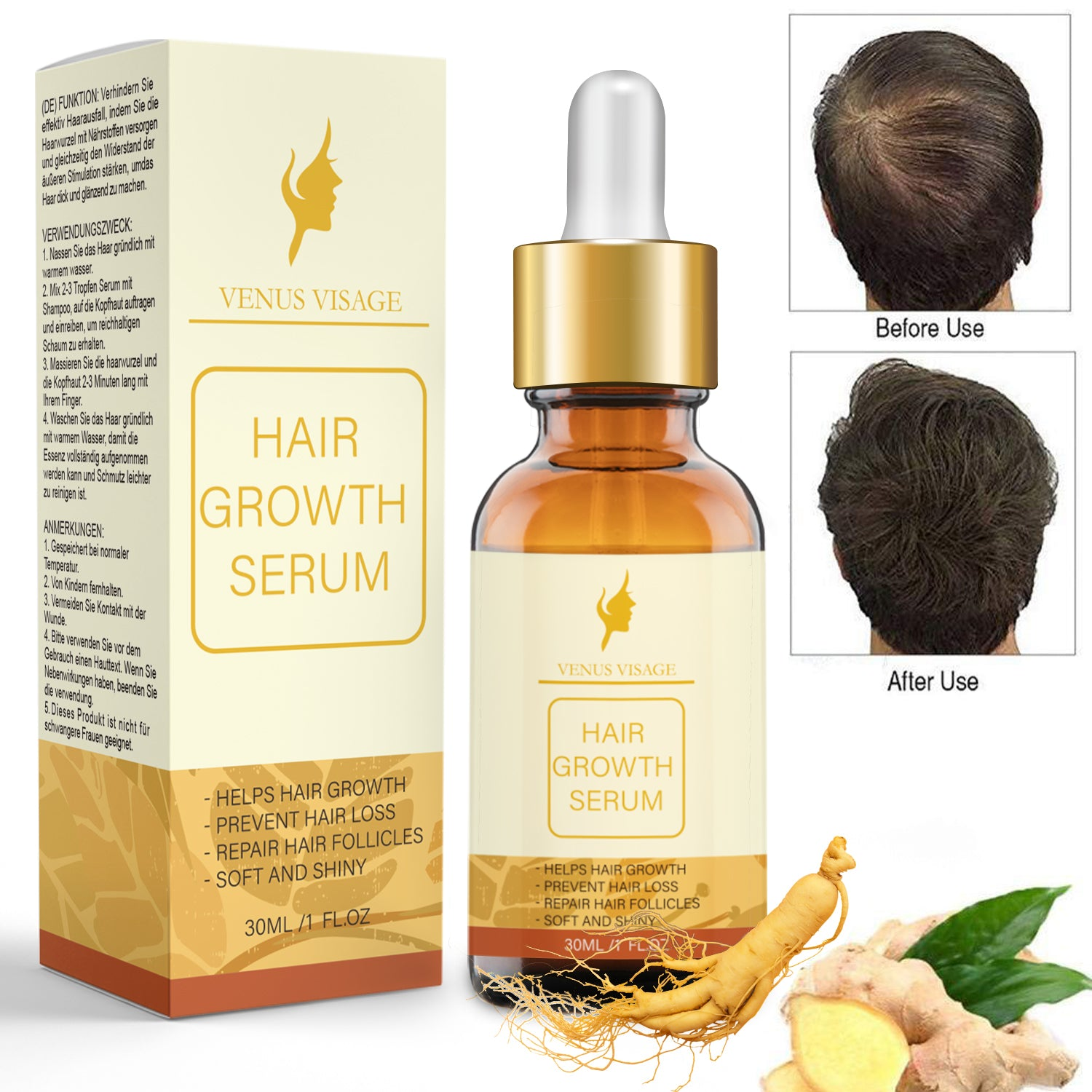 Hair Growth Serum (30ml)