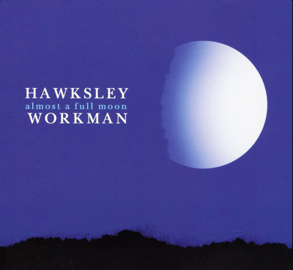 Hawksley Workman - Almost a Full Moon CD