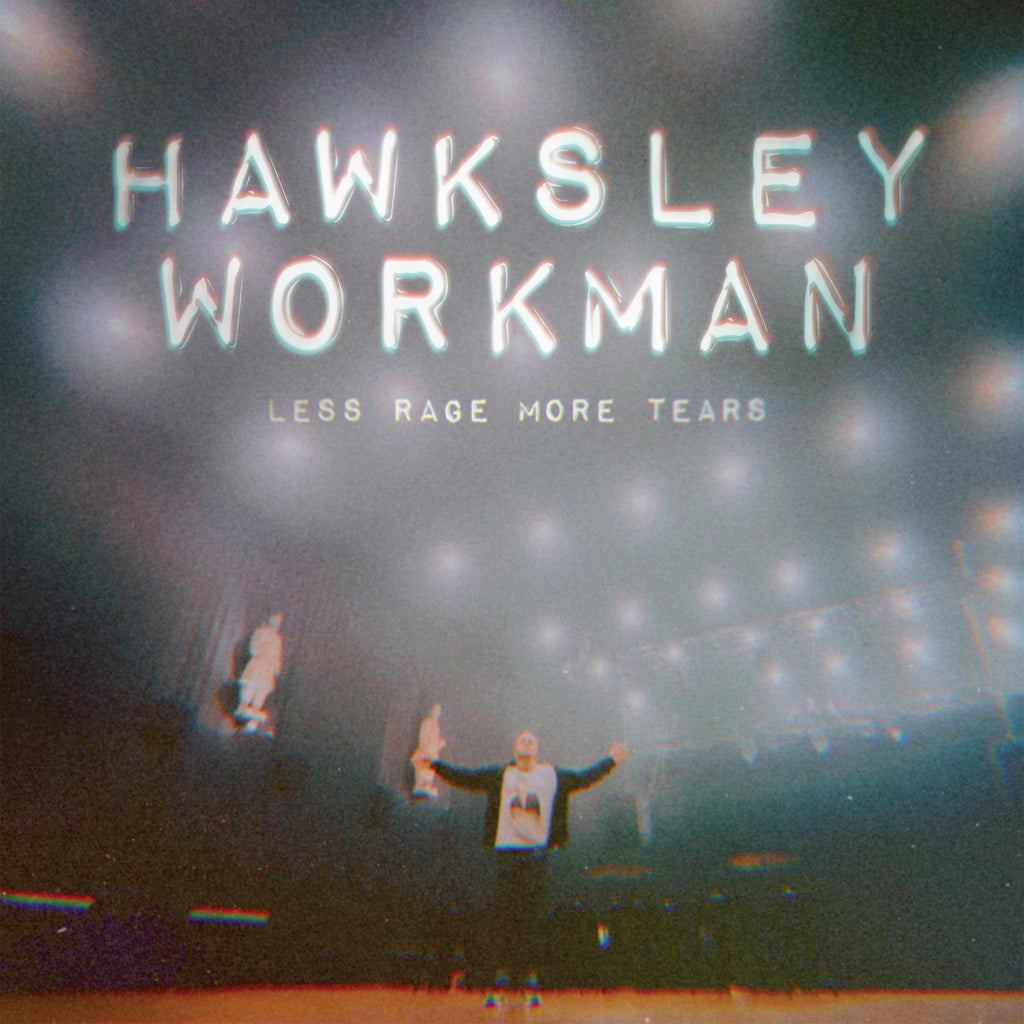 Hawksley Workman Less Rage More Tears CD